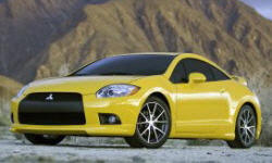 Convertible Models at TrueDelta: 2012 Mitsubishi Eclipse exterior