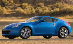Convertible Models at TrueDelta: 2012 Nissan 370Z exterior