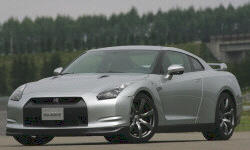 Coupe Models at TrueDelta: 2011 Nissan GT-R exterior