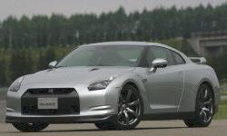 Nissan GT-R Gas Mileage (MPG):