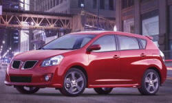 2009 - 2010 Pontiac Vibe Reliability by Generation