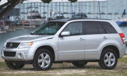 SUV Models at TrueDelta: 2012 Suzuki Grand Vitara exterior