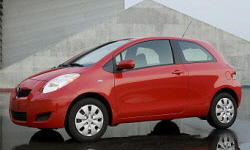 2007 - 2011 Toyota Yaris Reliability by Generation