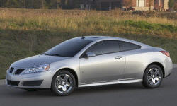 Pontiac G6 suspension Problems