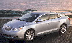 2011 Buick LaCrosse  Problems
