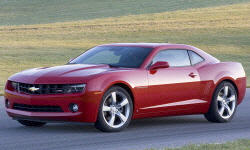 Coupe Models at TrueDelta: 2013 Chevrolet Camaro exterior