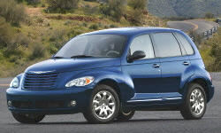Chrysler PT Cruiser vs. Honda Civic MPG