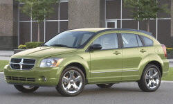Hatch Models at TrueDelta: 2012 Dodge Caliber exterior