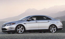 2012 Ford Taurus Repair Histories