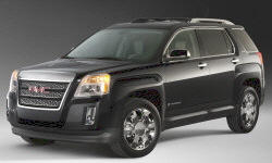 2010 GMC Terrain body Problems