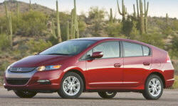 Hatch Models at TrueDelta: 2011 Honda Insight exterior
