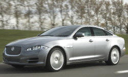 Jaguar Models at TrueDelta: 2015 Jaguar XJ exterior