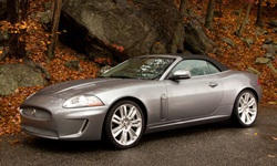 Convertible Models at TrueDelta: 2015 Jaguar XK exterior
