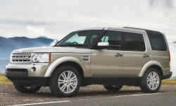 Land Rover LR3 vs. Land Rover LR4 MPG