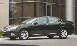 2007 - 2012 Lexus ES Reliability by Generation