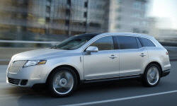SUV Models at TrueDelta: 2012 Lincoln MKT exterior