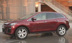 Mazda CX-7 and Mazda CX-9 Gas Mileage (MPG)