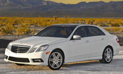 2010 Mercedes-Benz E-Class  Problems