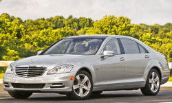 Mercedes-Benz Models at TrueDelta: 2013 Mercedes-Benz S-Class exterior