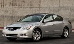 2010 - 2012 Nissan Altima Reliability by Generation