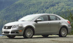 Suzuki Kizashi body Problems