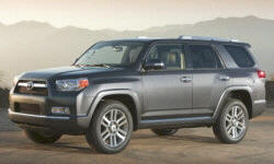 SUV Models at TrueDelta: 2013 Toyota 4Runner exterior