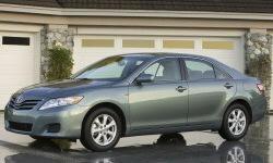 2010 Toyota Camry Repair Histories