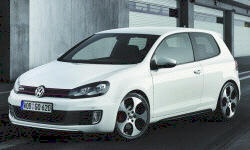 2012 Volkswagen Golf / Rabbit / GTI Repair Histories