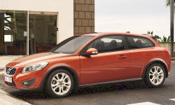 Hatch Models at TrueDelta: 2013 Volvo C30 exterior