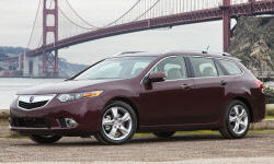 2011 - 2014 Acura TSX Reliability by Generation