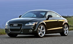 Convertible Models at TrueDelta: 2015 Audi TT exterior