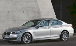 2011 - 2013 BMW 5-Series Reliability by Generation
