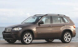 2012 BMW X5 Repair Histories