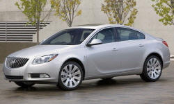 Buick Models at TrueDelta: 2013 Buick Regal exterior