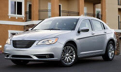 Convertible Models at TrueDelta: 2014 Chrysler 200 exterior