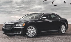 Chrysler 300 suspension Problems