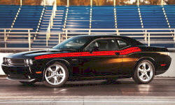 Coupe Models at TrueDelta: 2014 Dodge Challenger exterior