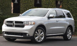 Dodge Models at TrueDelta: 2013 Dodge Durango exterior