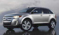 2011 - 2014 Ford Edge Reliability by Generation