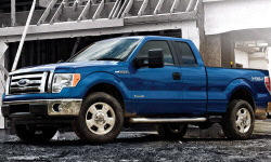2012 Ford F-150 transmission Problems