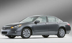 2008 - 2012 Honda Accord Reliability by Generation