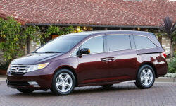 2012 Honda Odyssey electrical Problems