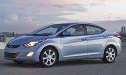 2013 Hyundai Elantra Transmission and Drivetrain Problems
