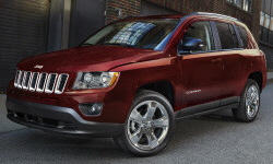 Jeep Models at TrueDelta: 2013 Jeep Compass exterior