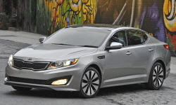 2011 Kia Optima Repair Histories