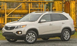 2011 Kia Sorento Repair Histories