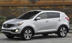 More About The Sportage