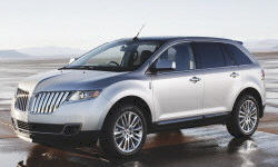 Lincoln Models at TrueDelta: 2015 Lincoln MKX exterior