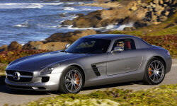 Coupe Models at TrueDelta: 2012 Mercedes-Benz SLS AMG exterior