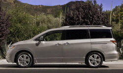 Nissan Models at TrueDelta: 2016 Nissan Quest exterior